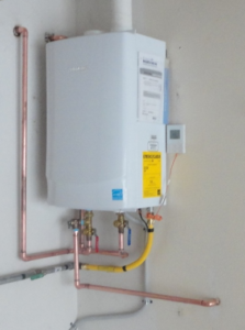 Tankless Water Heater | Ronk Brothers Heating and Cooling